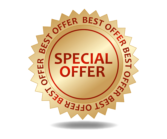 Special Offer Add ons (1 Extra Page)